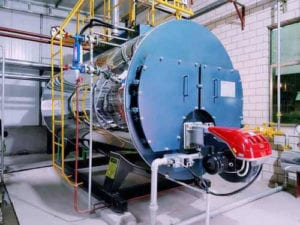 Replacing Your Industrial Steam Boiler
