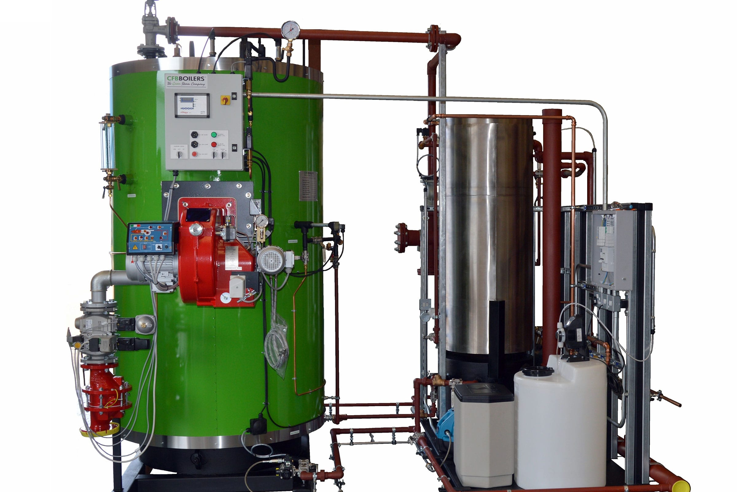when to replace your industrial steam boiler