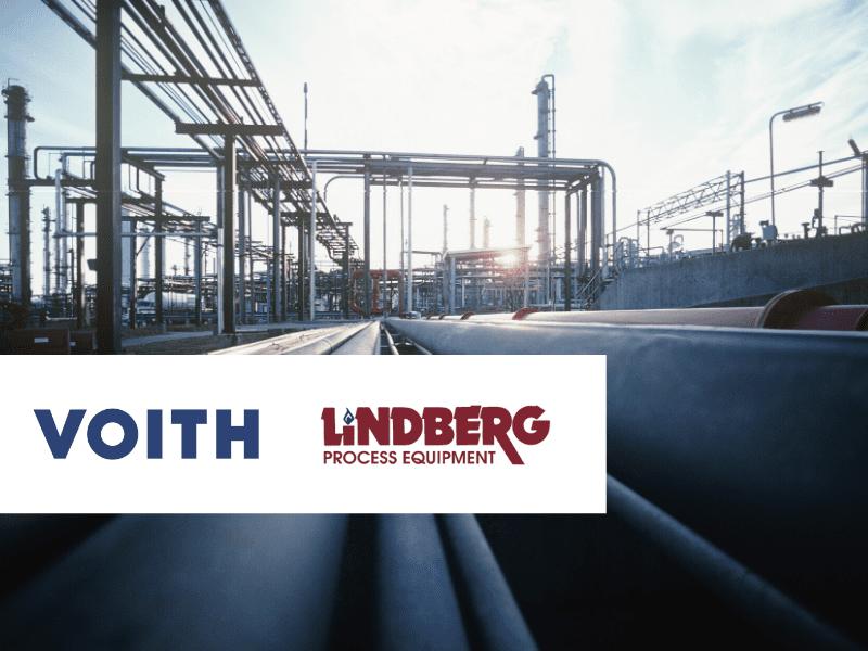 Lindberg Process Equipment & Voith Partnership